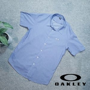 Men's M Oakley Short Sleeve